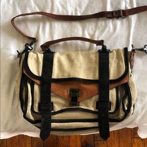Proenza Schouler medium Linen PS1 satchel bag